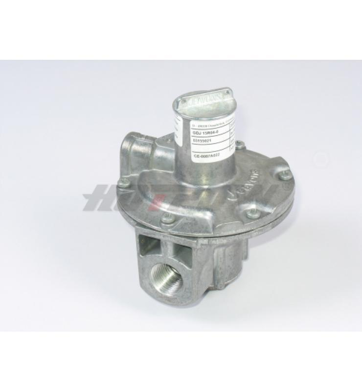 Gas pressure reducing valve GDJ15R04-0